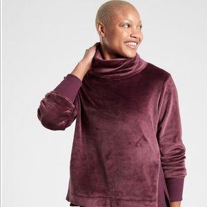 Double cozy karma sweatshirt